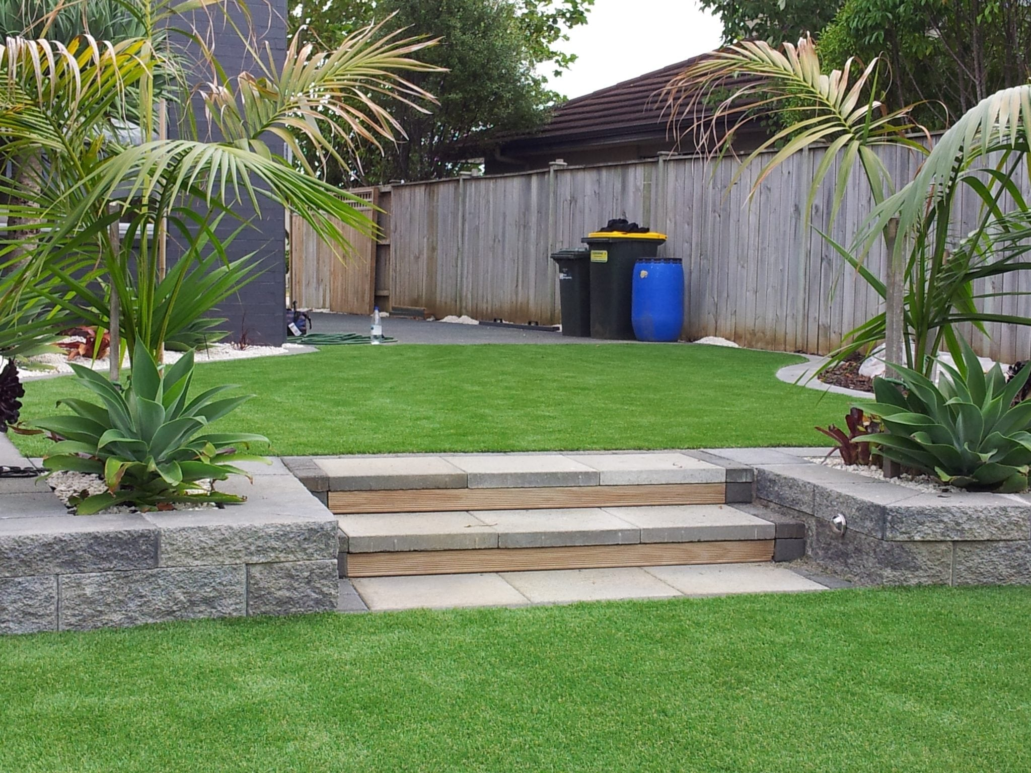How To Create A Low Maintenance Backyard