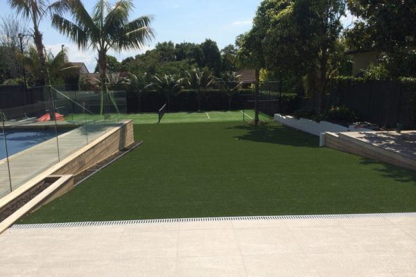 St Heliers Bay Road Teamturf Grass