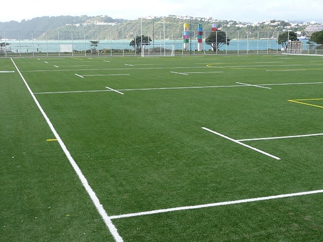 Teamturf artificial turf surfaces for sport, play and home New Zealand St Pats