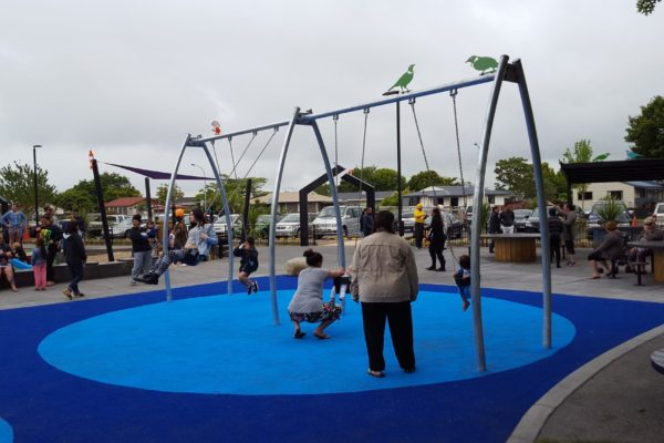 Dominion Park Playground