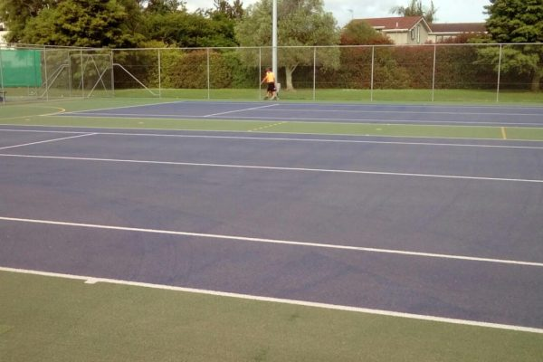 Counties Tennis Courts