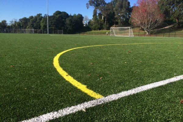 Crum Park Soccer Turf