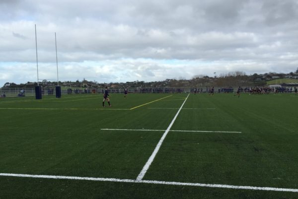 Macleans College Rugby & Soccer Turf
