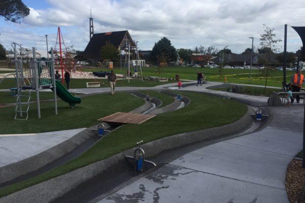 Village Green Playground Havelock North