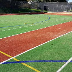 Teamturf Howick College artificial turf surfaces for sport, play and home New Zealand howick college 2
