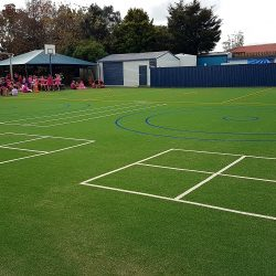 Teamturf Karaka artificial turf surfaces for sport, play and home New Zealand Karaka School 4