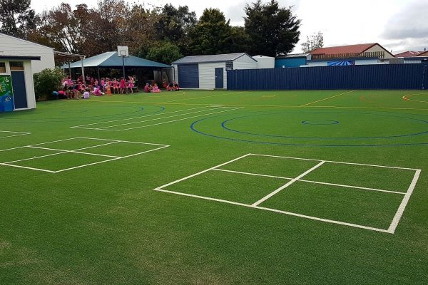 Teamturf Karaka Artificial Turf Surfaces For Sport, Play And Home New Zealand Karaka School 4
