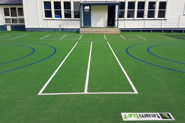 Teamturf Artificial Turf Surfaces For Sport, Play And Home New Zealand Karaka School