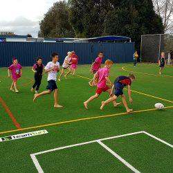 Teamturf Karaka artificial turf surfaces for sport, play and home New Zealand Karaka School 3