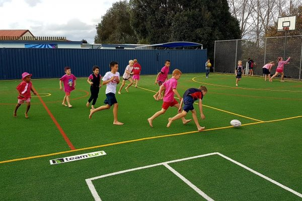Teamturf Karaka Artificial Turf Surfaces For Sport, Play And Home New Zealand Karaka School 3