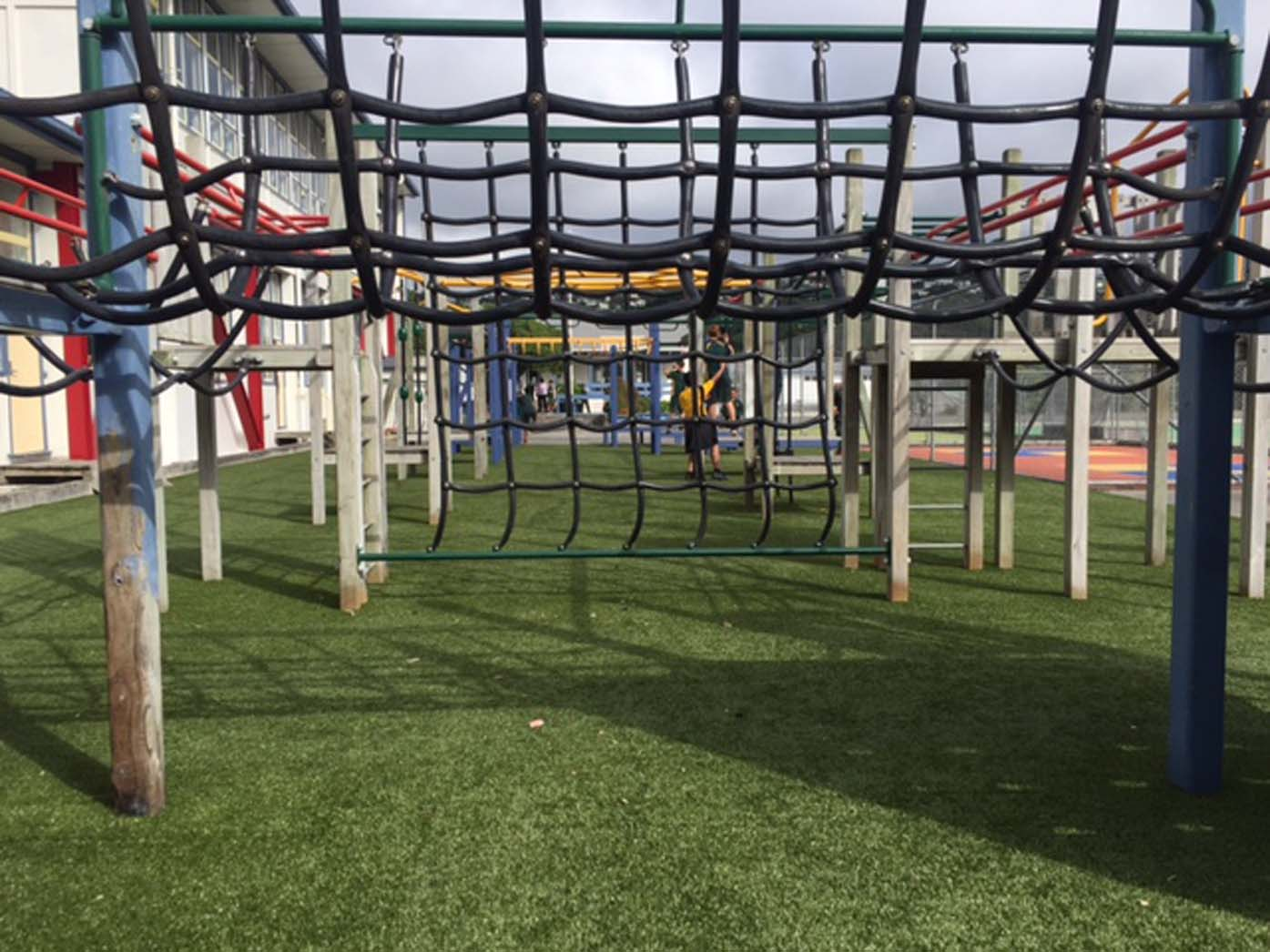 Is Artificial Turf Suitable For Playgrounds?