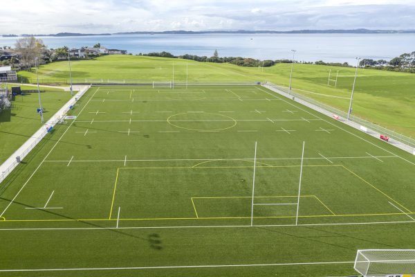 Macleans College Rugby And Soccer Turf