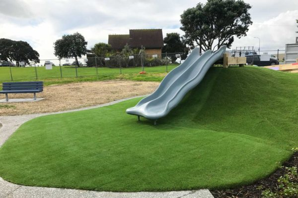 Milford Reserve Playground Turf