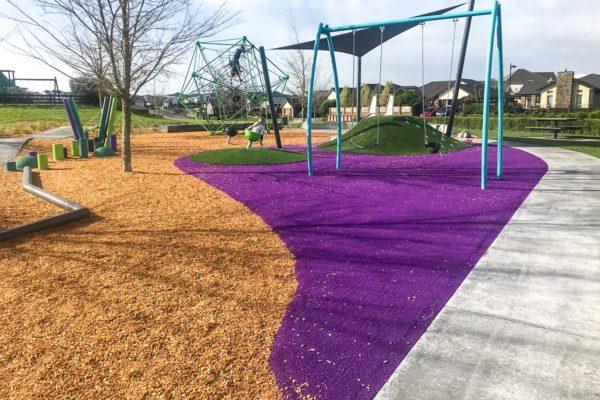 Te Huia Playground Truf