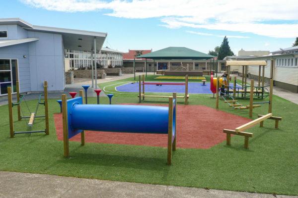 Allandale School Multi-Use Turf