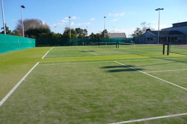 Belmont Racquets Tennis Turf