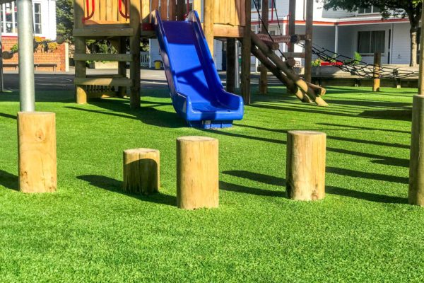 Browns Bay School Playground Turf