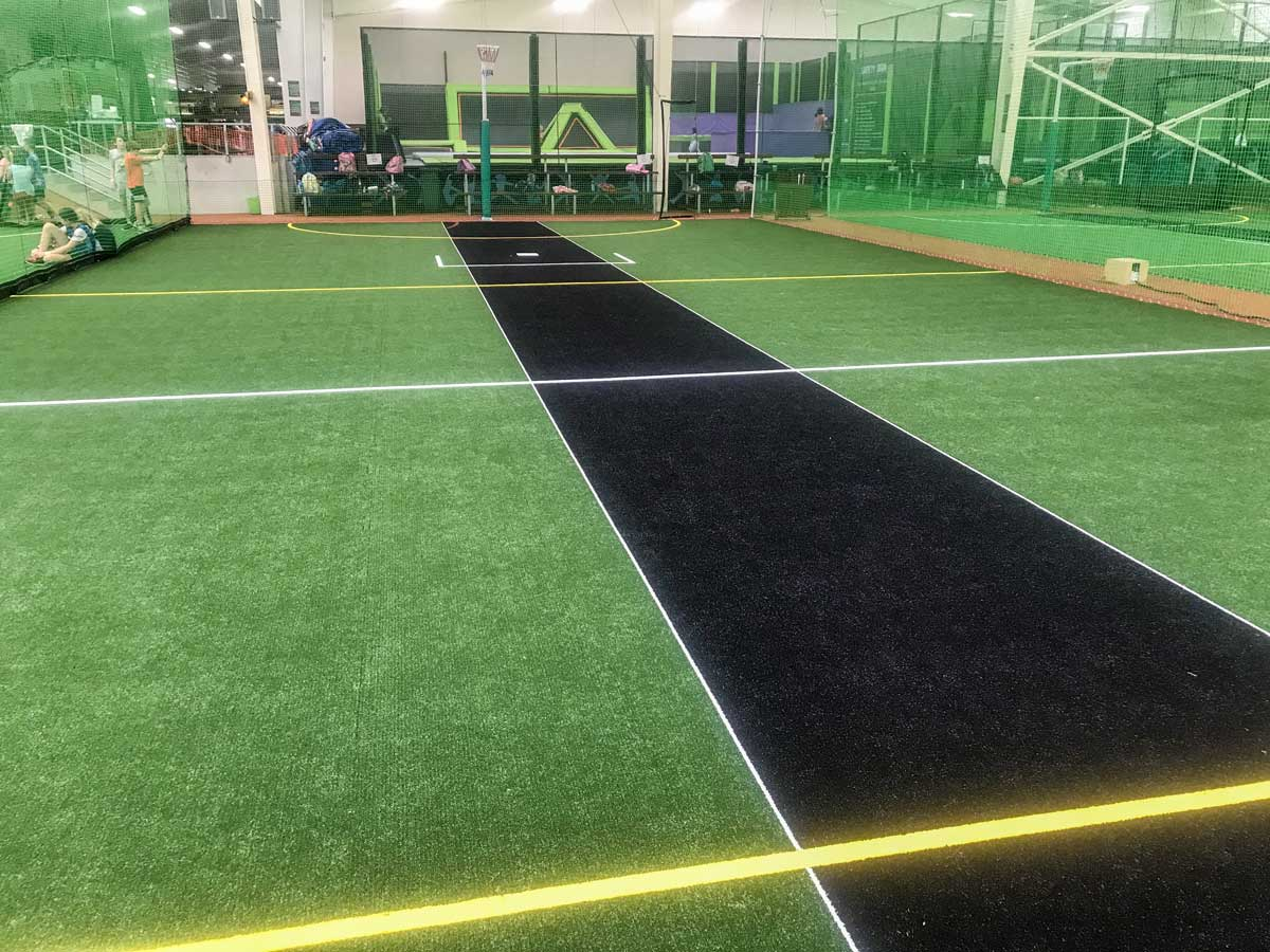 Synthetic Cricket Turf