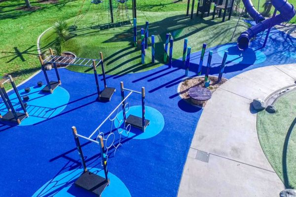 Dominion Playground Turf