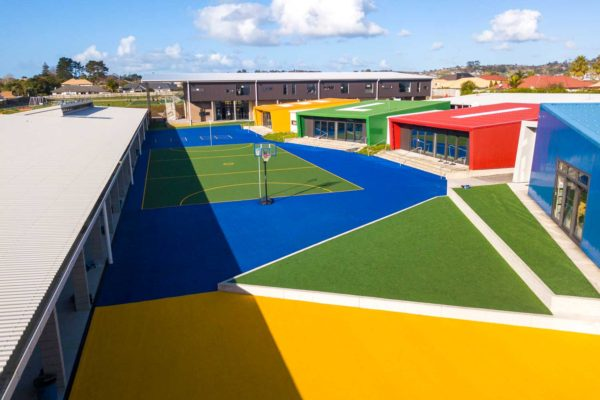 Elim School Artificial Turf