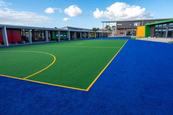 Elim School Synthetic Turf