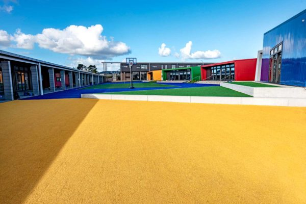 Elim School Playground Turf