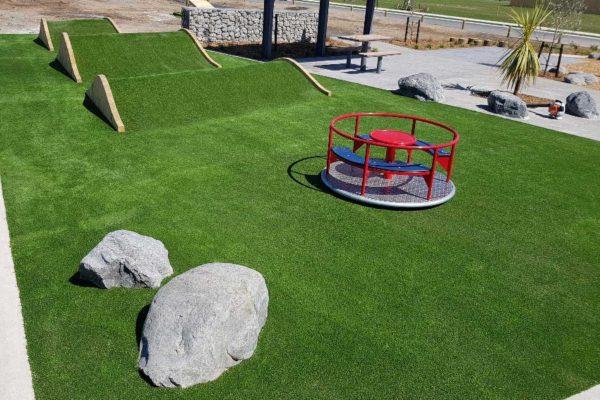 Faringdon Playground Turf