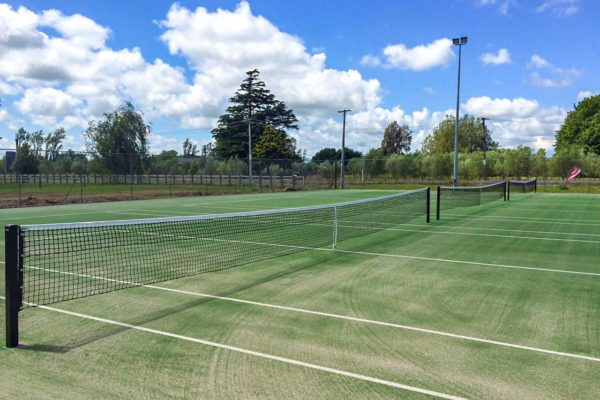 Gordonton Tennis Club Artificial Turf