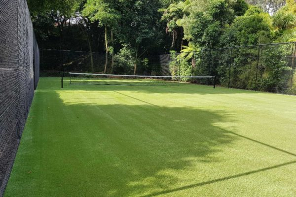 Government House Synthetic Tennis Court