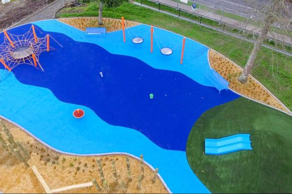 Grosvener Playground Turf