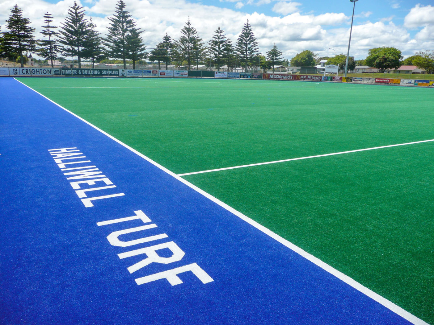 Halliwell Hockey Turf