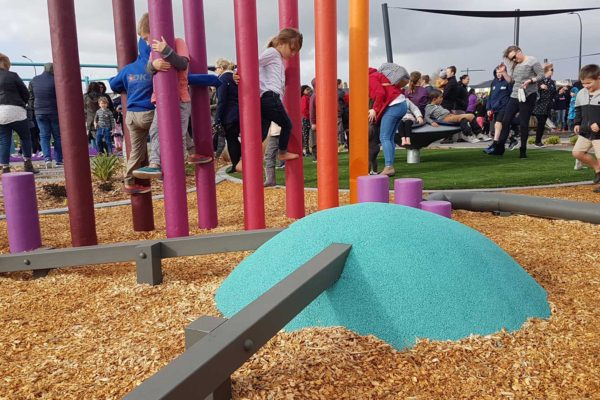 Har Puke Playground Wetpour Turf
