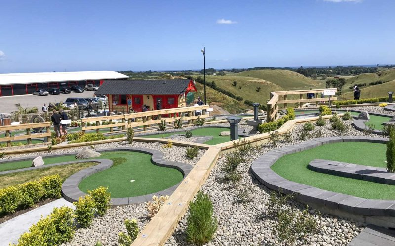 Hillsborough Mt Panorama Mini Golf