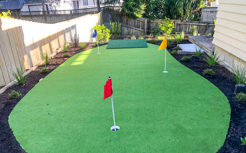 Home Golf Putting Turf