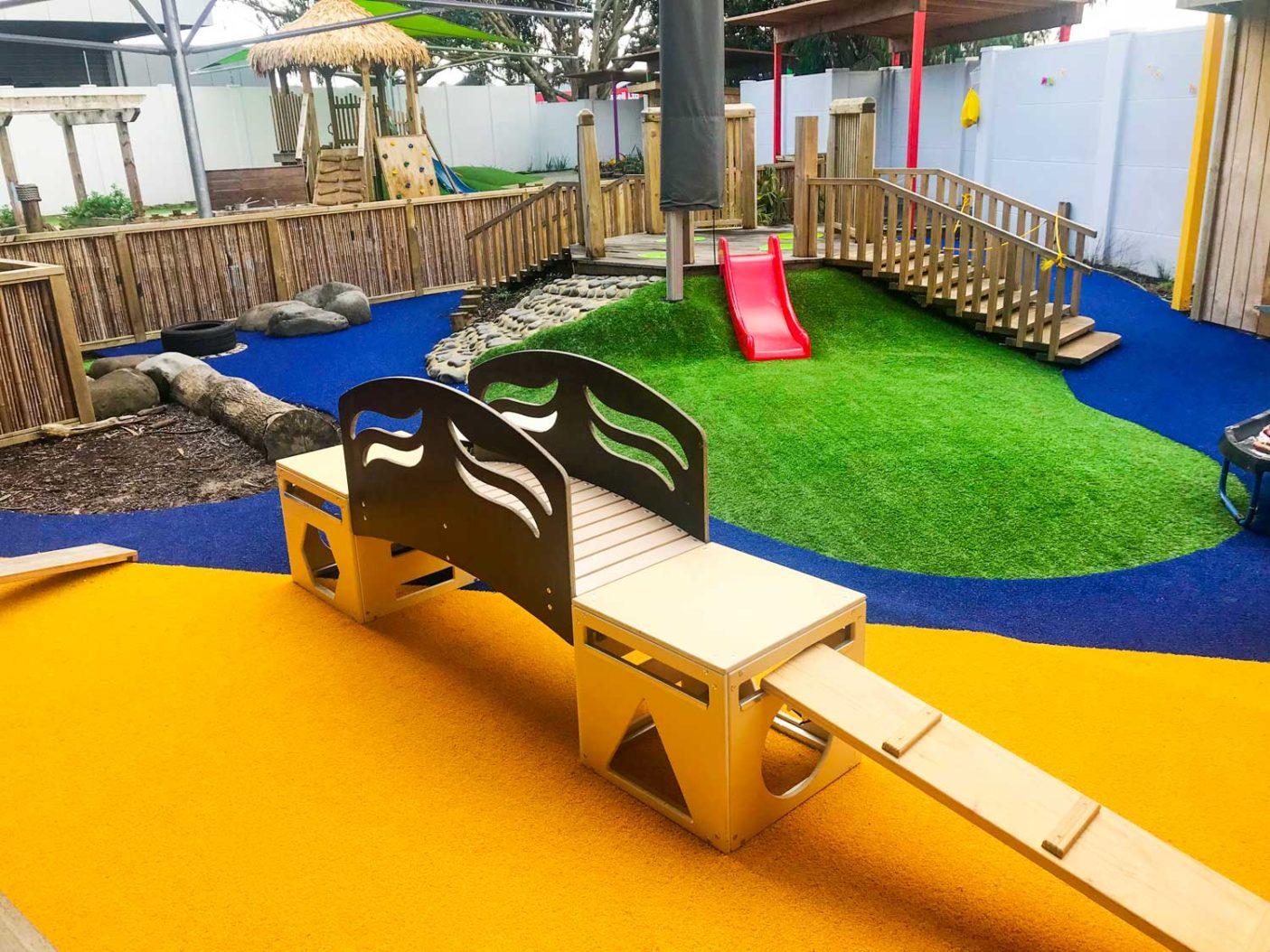Kid Country playground turf