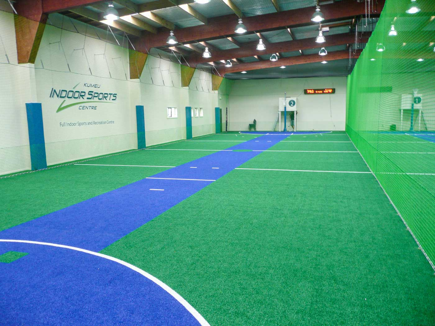 Kumeu Indoor Cricket - Kumeu Indoor Sports Centre