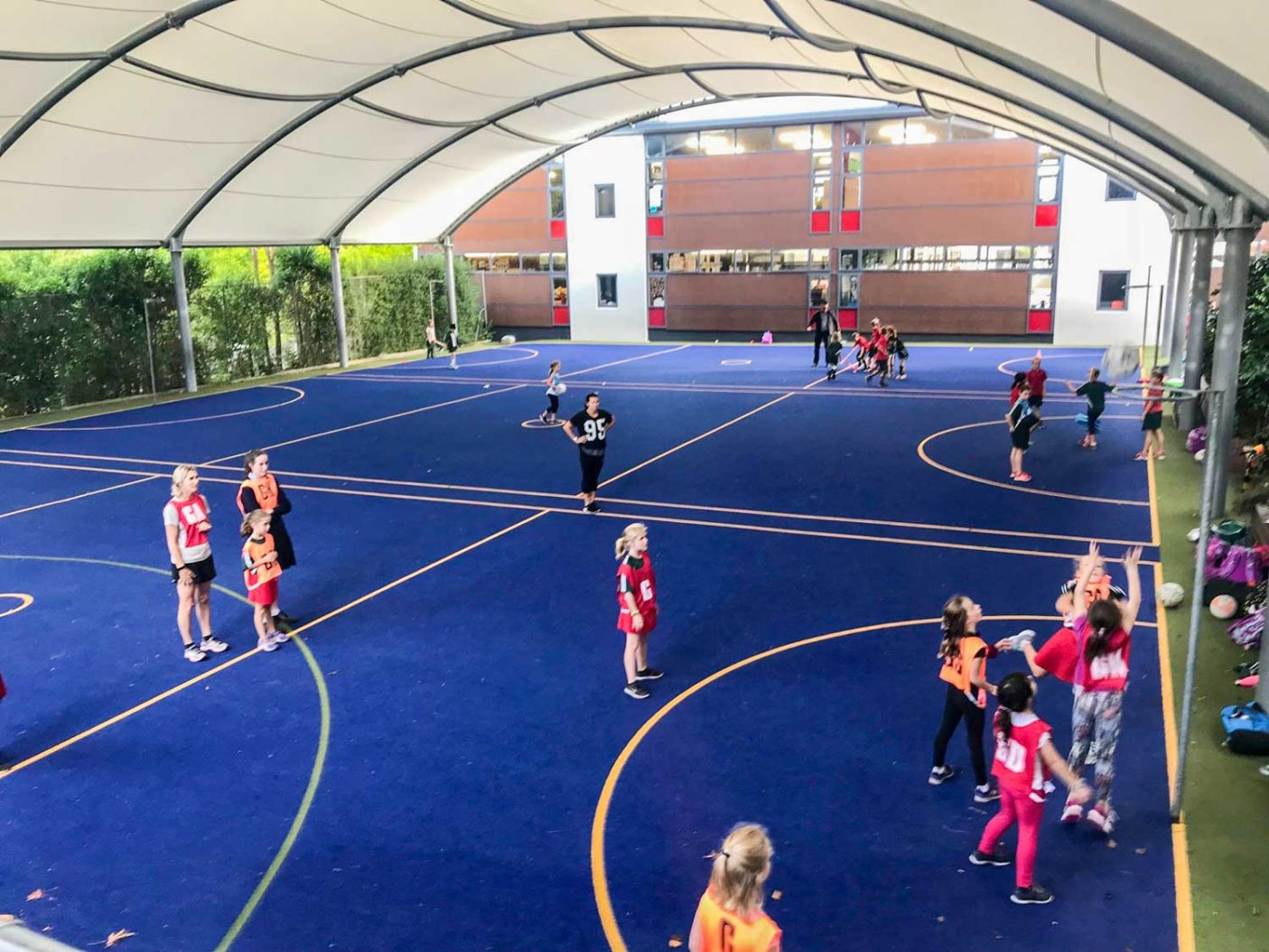 Meadowbank School Multi-Use Turf