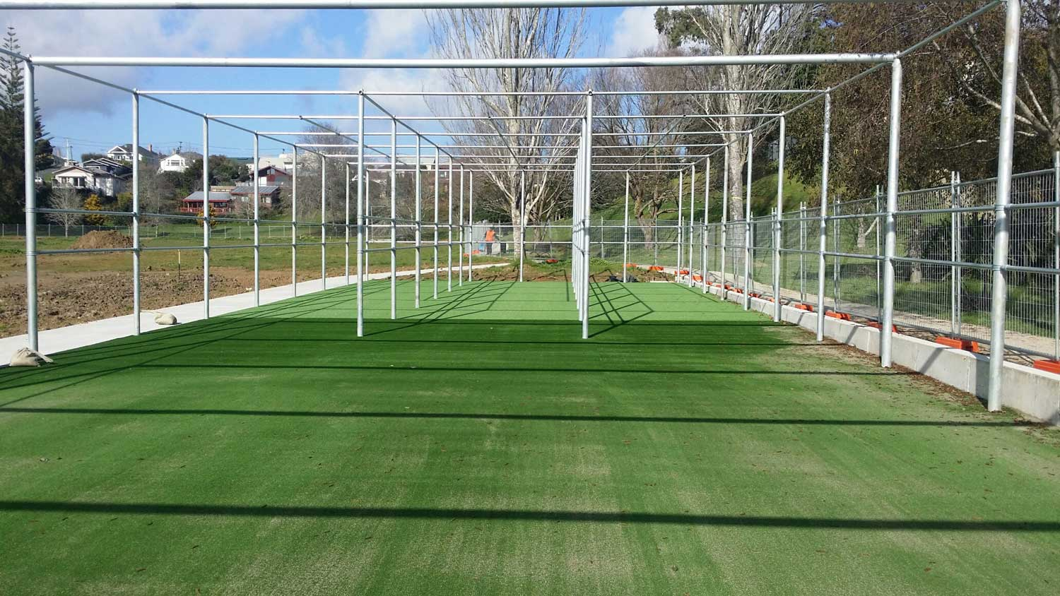 Michaels Ave Cricket Nets Turf