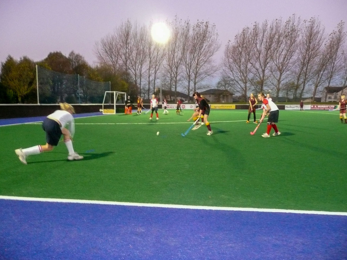 Nunweek Hockey Turf