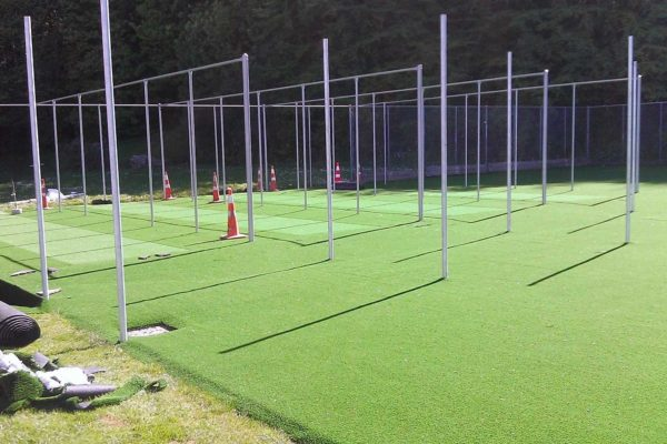 Otago Boys High School Cricket Nets