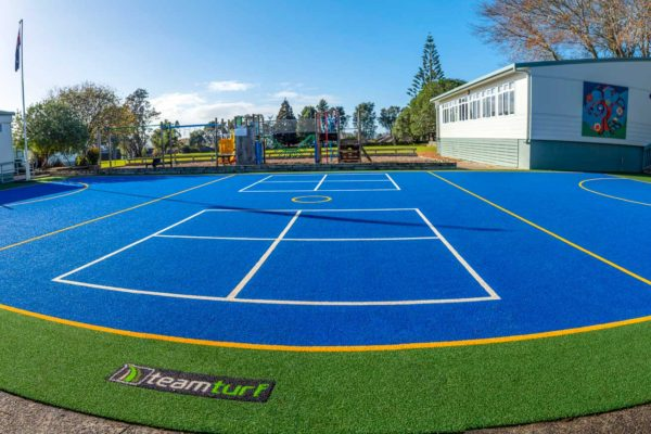 Pukekohe Hill School Turf