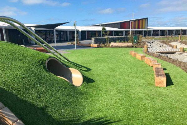 Rawhiti School Playground Turf