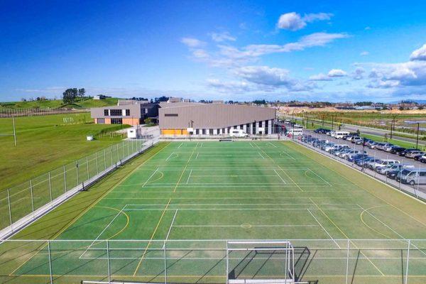 Rototuna Junior High School Multi-use Turf