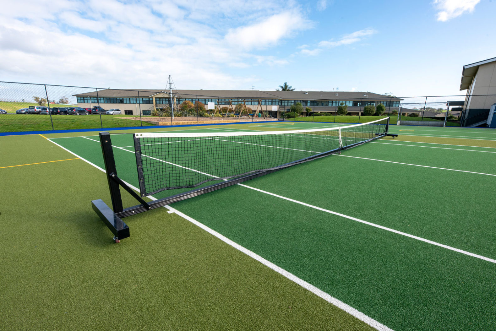 Strathallan College Multi-Use Turf