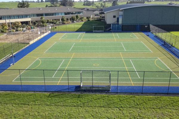 Strathallan College Multi-Use Turf
