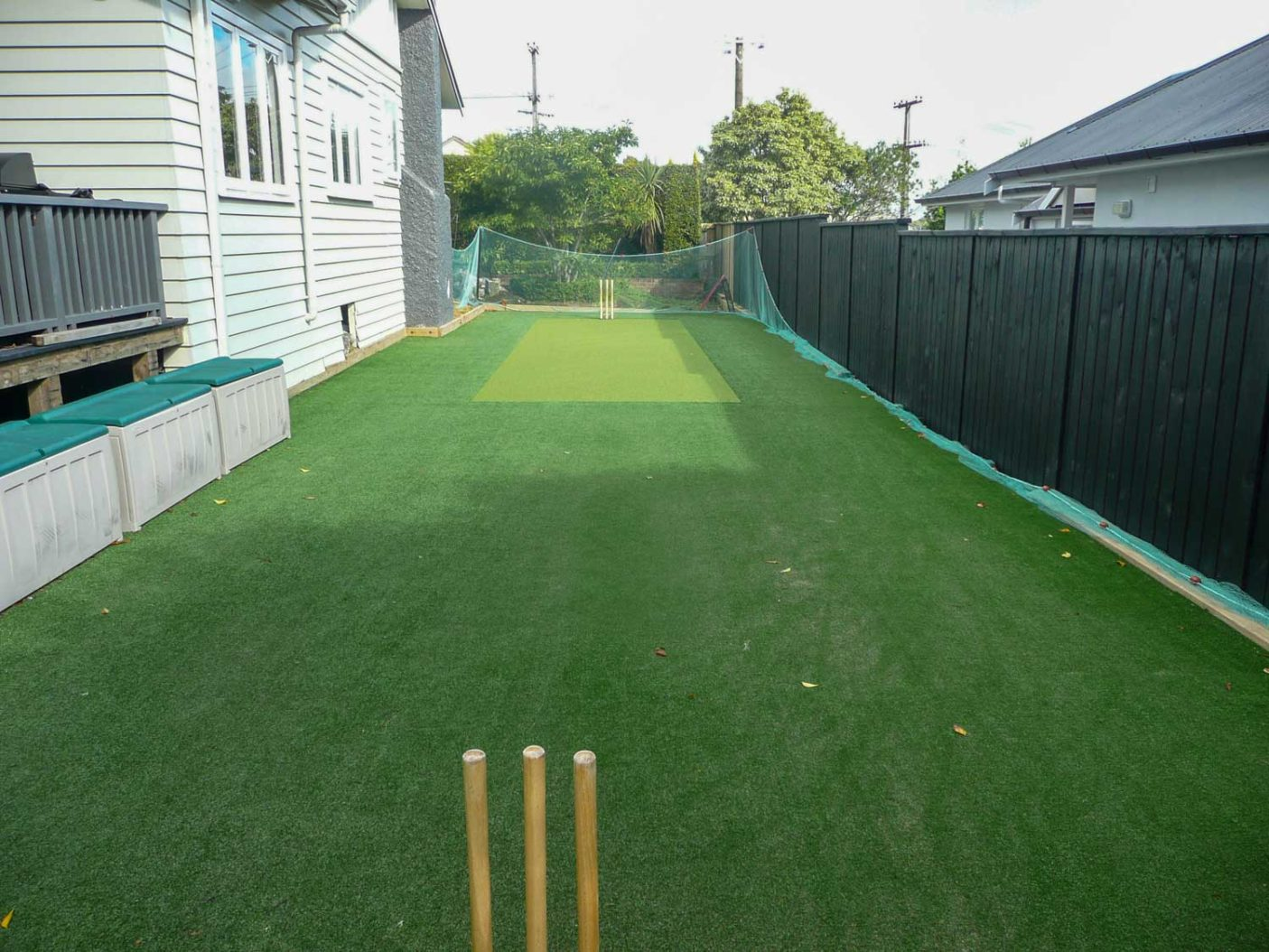 Upland Rd Backyard Cricket Turf
