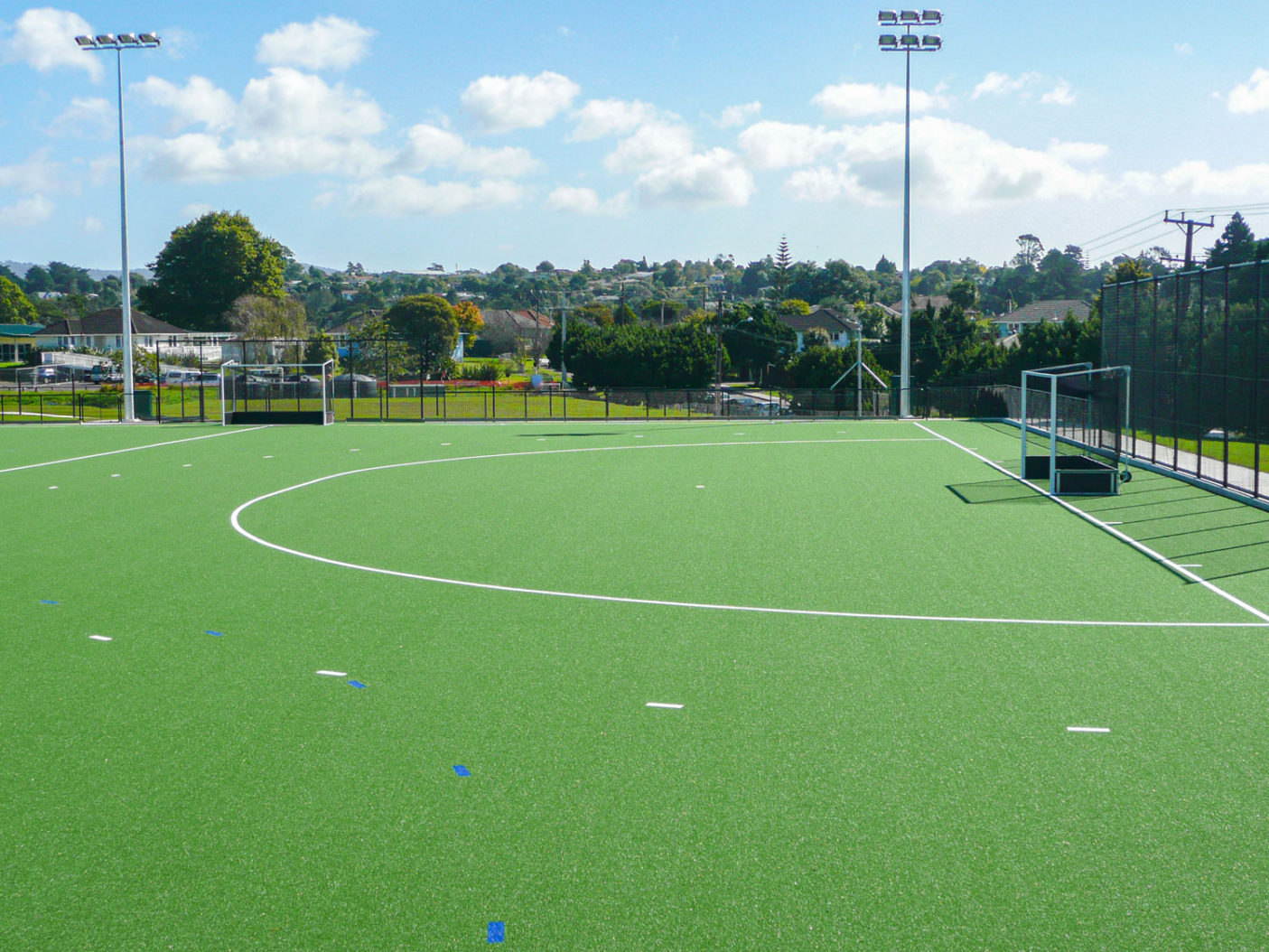 Waitakere Hockey Turf Installation