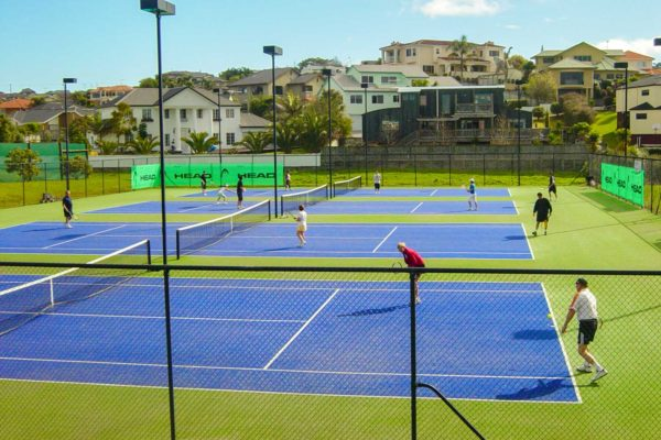 West Harbour Tennis Club Synthetic Turf