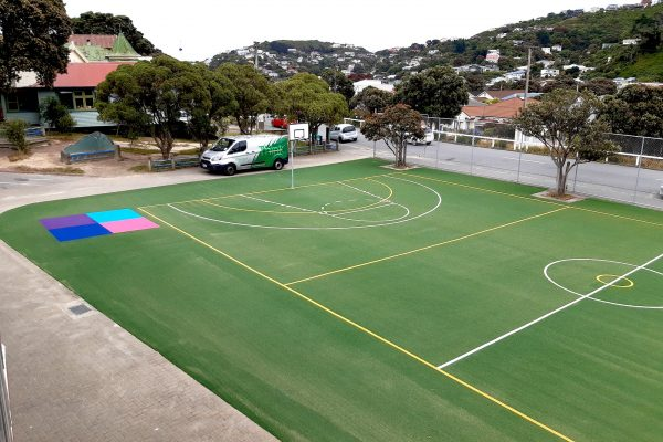 Artificial Turf Court