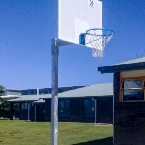 Fixed Basketball Hoops